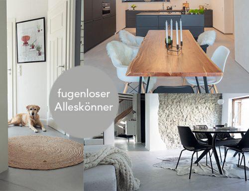 Fugenloser Alleskönner – mit futado voll im Trend!
